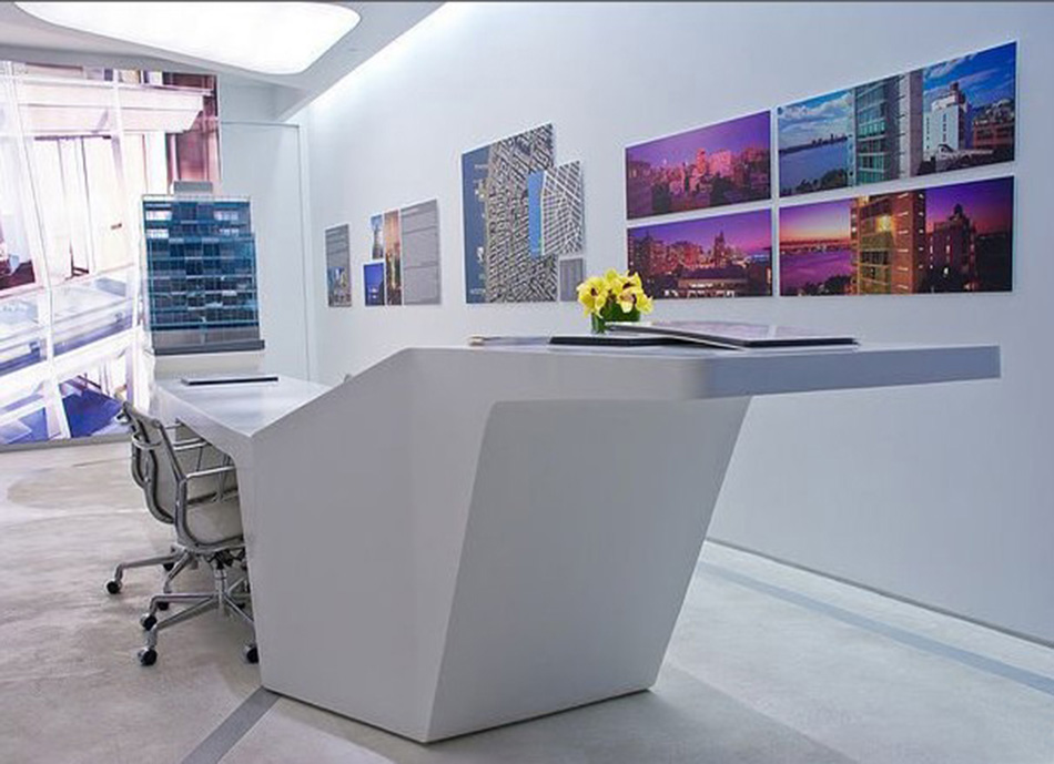 Reception Desks - 024