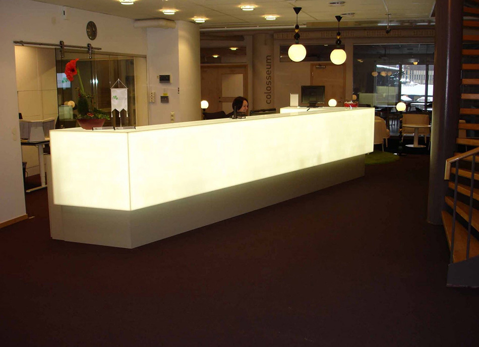 Reception Desks - 015