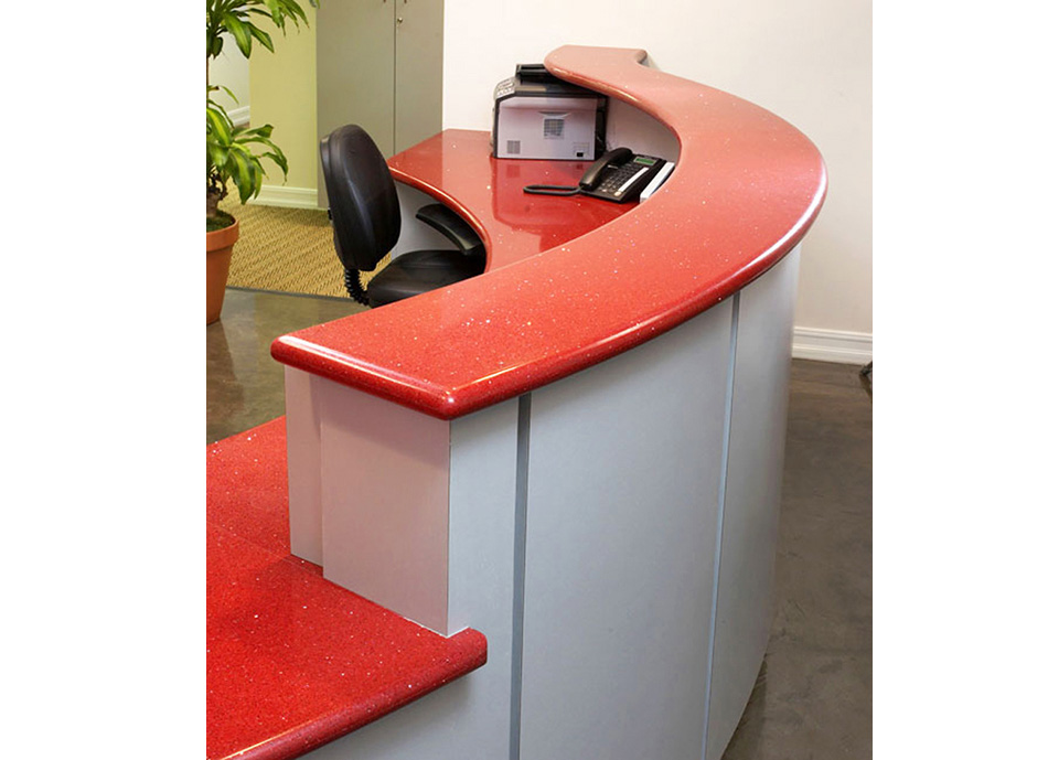 Reception Desks - 020