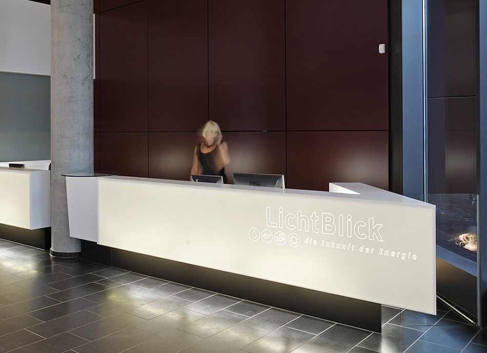 Reception Desks - 002