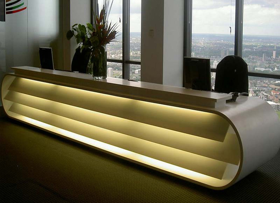 Reception Desks - 001