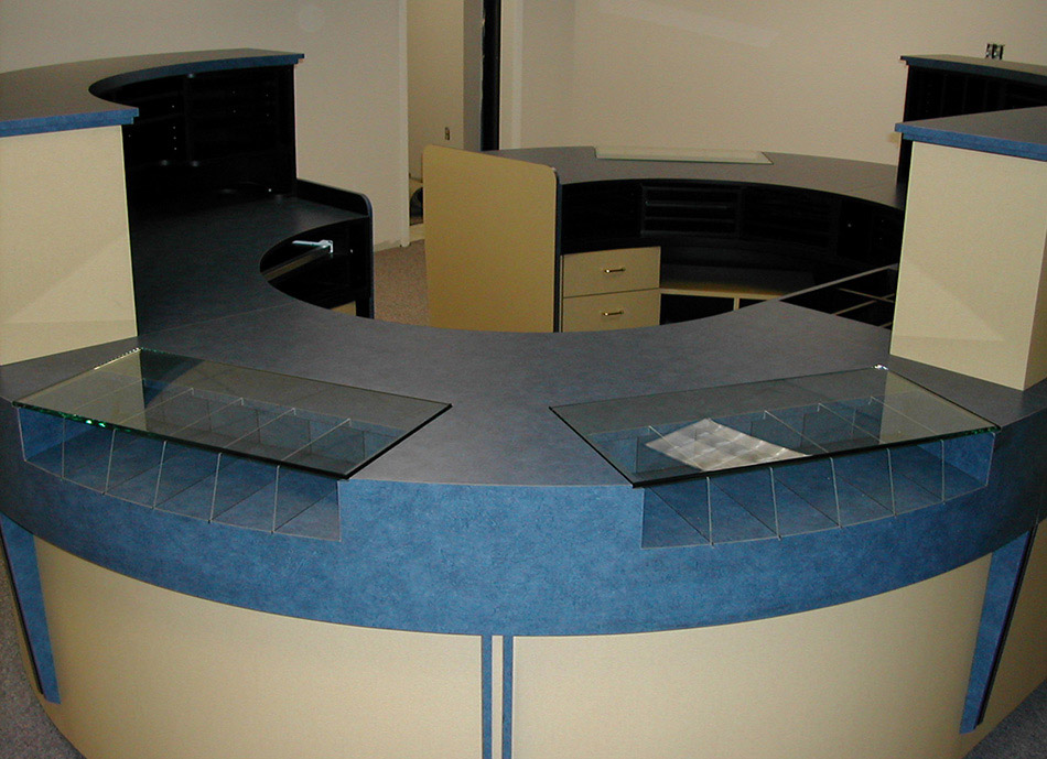 Reception Desks - 018